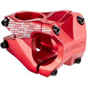 Sixpack Menace Vorbau Ø31,8 mm red